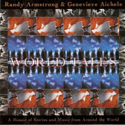 Randy & Genevieve Aichele Armstrong World Tales Volume One Local