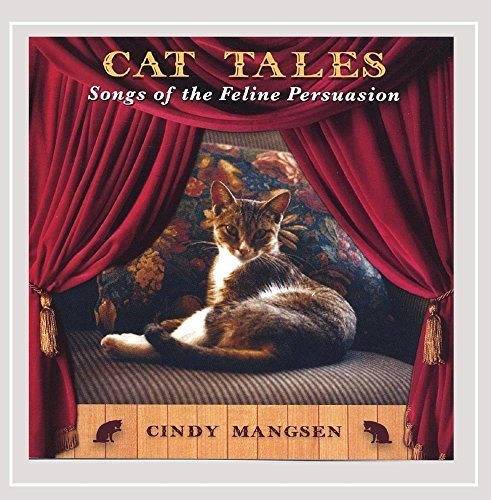 Cindy Mangsen Cat Tales