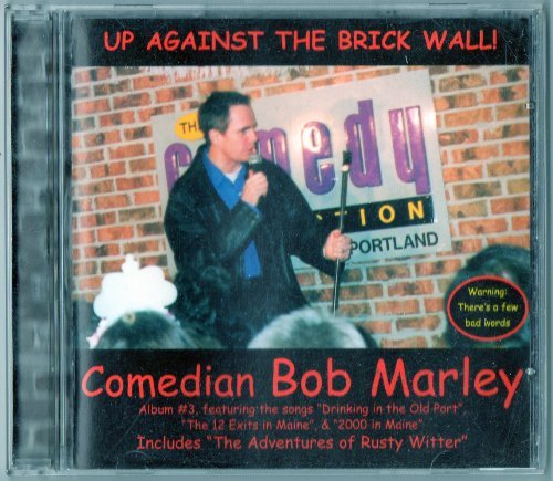 Bob Marley Against The Brick Wall
