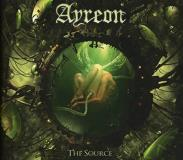 Ayreon The Source 2cd+dvd Digibook 5.1 Mix