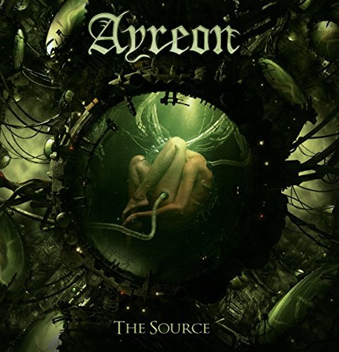 Ayreon The Source 4cd + DVD Earbook 5.1 Mix