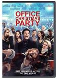 Office Christmas Party Bateman Munn Aniston DVD R