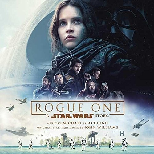 Rogue One A Star Wars Story Original Motion Picture Soundtrack Michael Giacchino 2 Lp