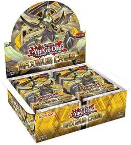 Yu Gi Oh Cards Maximum Crisis Booster Pack