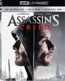 Assassin's Creed Fassbender Cotillard Irons 4k Pg13