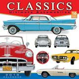 Dk Publishing Classics 2018 Wall Calendar Ultimate Automobiles