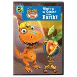 Dinosaur Train What's At The Center Of The Earth DVD