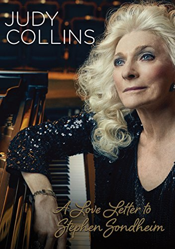 Judy Collins Love Letter To Sondheim DVD
