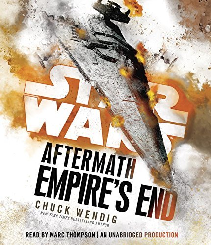 Chuck Wendig Empire's End Aftermath