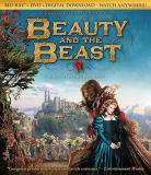 Beauty & The Beast (2016) Cassel Seydoux Blu Ray DVD Pg13
