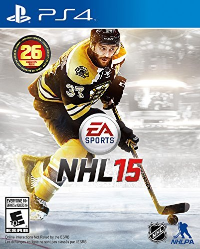 Ps4 Nhl 15 Standard Edition