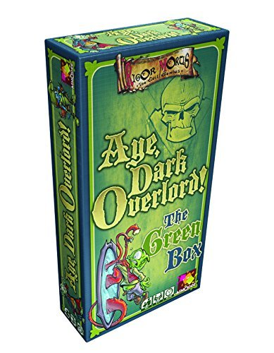 Board Game Aye Dark Overlord! The Green Box