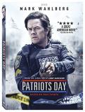 Patriots Day Wahlberg Monaghan Goodman Bacon Simmons DVD R