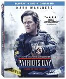Patriots Day Wahlberg Monaghan Goodman Bacon Simmons Blu Ray Dc R