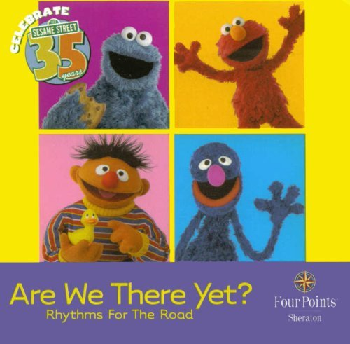 Sesame Street Are We There Yet? Rhythms For The Road (sesame Str