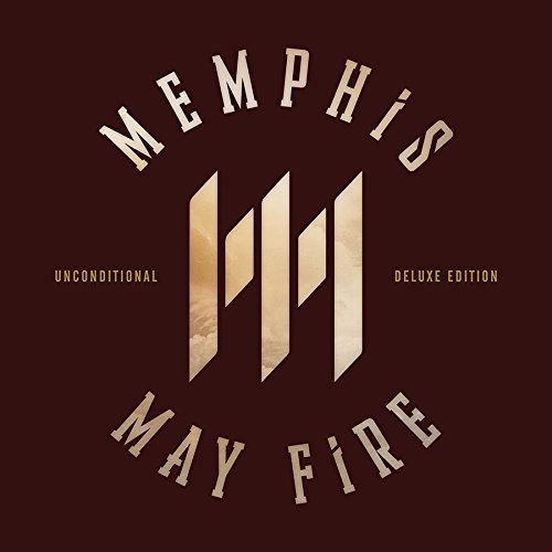 Memphis May Fire Unconditional Deluxe (half Ultra Clear & Half Doublemint With Oxblood Splatter Vinyl) Limited To 500 Copies Rise Records Head Start To Record Store Day
