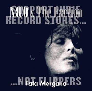 Nico & The Faction Fata Morgana 2xlp 2lp