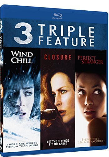 Thriller Triple Feature Thriller Triple Feature