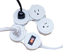 Power Strip Flexible Power Strip