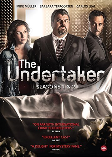 Undertaker Seasons 1 & 2 DVD