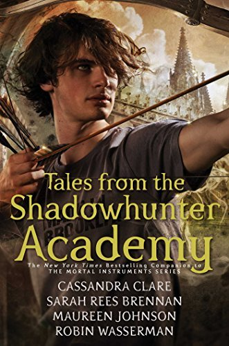 Cassandra Clare Tales From The Shadowhunter Academy Reprint