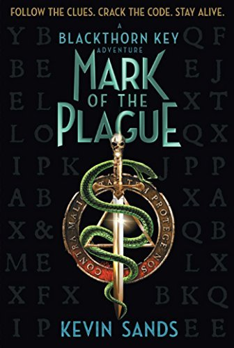 Kevin Sands Mark Of The Plague Reprint