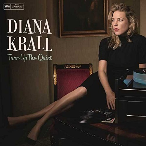 Diana Krall Turn Up The Quiet 2xlp