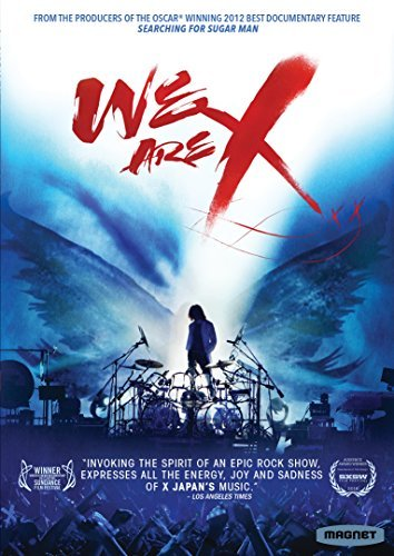 We Are X We Are X DVD R