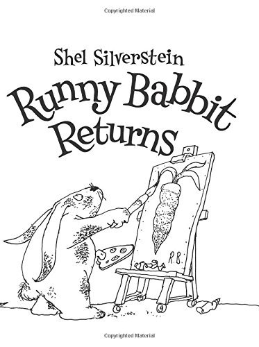 Shel Silverstein Runny Babbit Returns