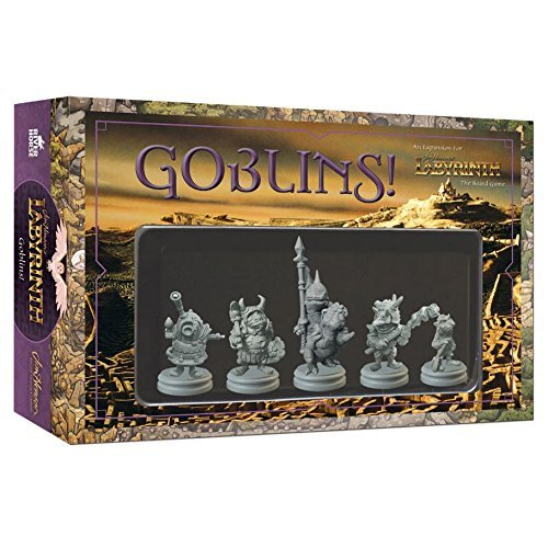 Board Game Labyrinth Goblins! Expansion