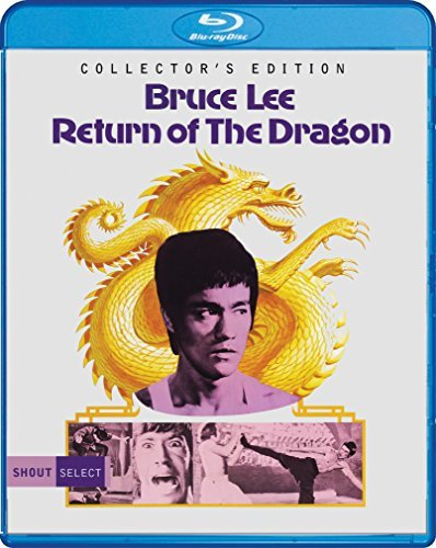 Return Of The Dragon Bruce Lee Blu Ray R