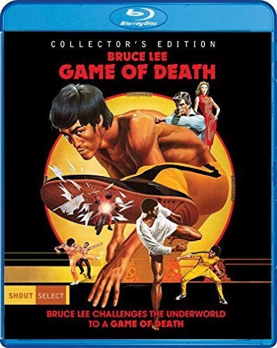 Game Of Death Bruce Lee Blu Ray R
