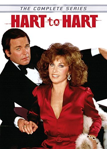 Hart To Hart The Complete Series DVD