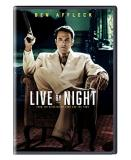 Live By Night Affleck Fanning DVD R