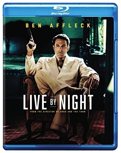 Live By Night Affleck Fanning Blu Ray Dc R