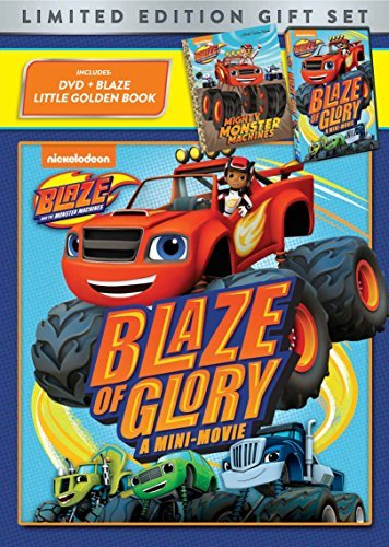 Blaze & The Monster Machines Blaze Of Glory DVD