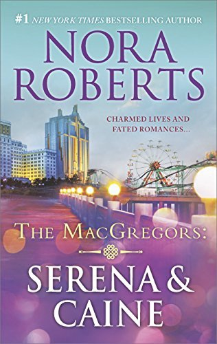 Nora Roberts Serena & Caine Playing The Odds\tempting Fate Original