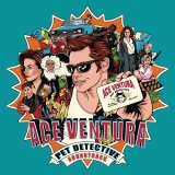 Ace Ventura Pet Detective 1994 Original Soundtrack Color Lp