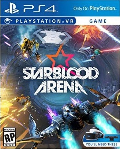 Ps4vr Starblood Arena **requires Playstation Vr**