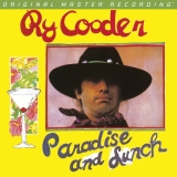 Ry Cooder Paradise & Lunch Limited Numbered To 2000