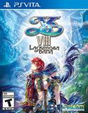 Playstation Vita Ys Viii Lacrimosa Of Dana
