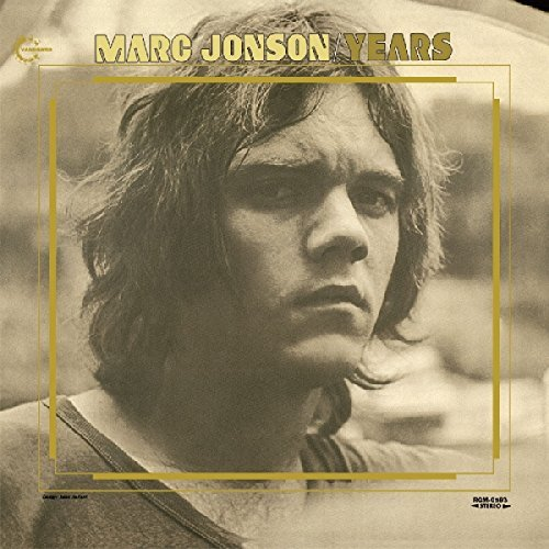 Marc Jonson Years (expanded Edition)