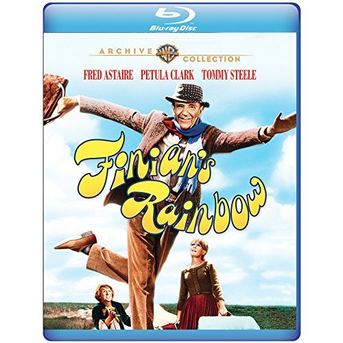 Finian's Rainbow (1968) Finian's Rainbow (1968) Blu Ray Mod This Item Is Made On Demand Could Take 2 3 Weeks For Delivery