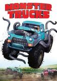 Monster Trucks Till Levy Lennon DVD Pg