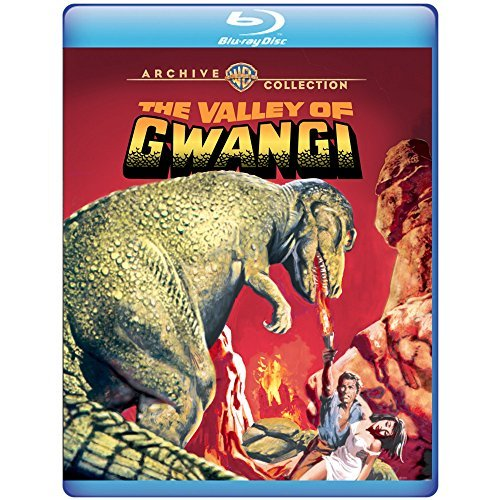 Valley Of The Gwangi Franciscus Golan Carlson Blu Ray Mod This Item Is Made On Demand Could Take 2 3 Weeks For Delivery