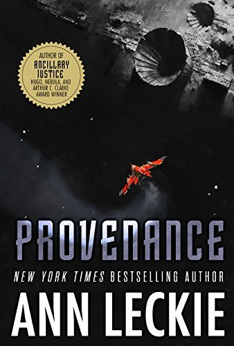 Ann Leckie Provenance