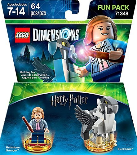 Lego Dimensions Fun Pack Hermione (harry Potter)