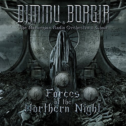Dimmu Borgir Forces Of The Northern Night (aqua Blue Vinyl)