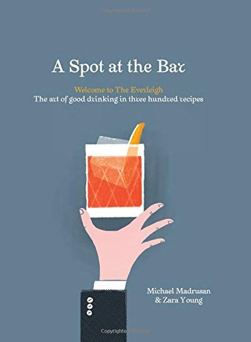 Michael Madrusan A Spot At The Bar Welcome To The Everleigh The Art Of Good Drinkin