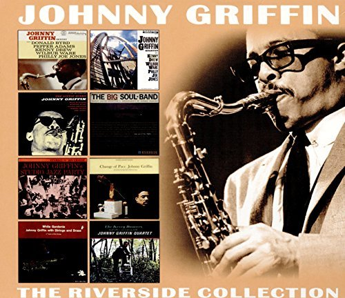 Johnny Griffin Riverside Collection 1958 1962